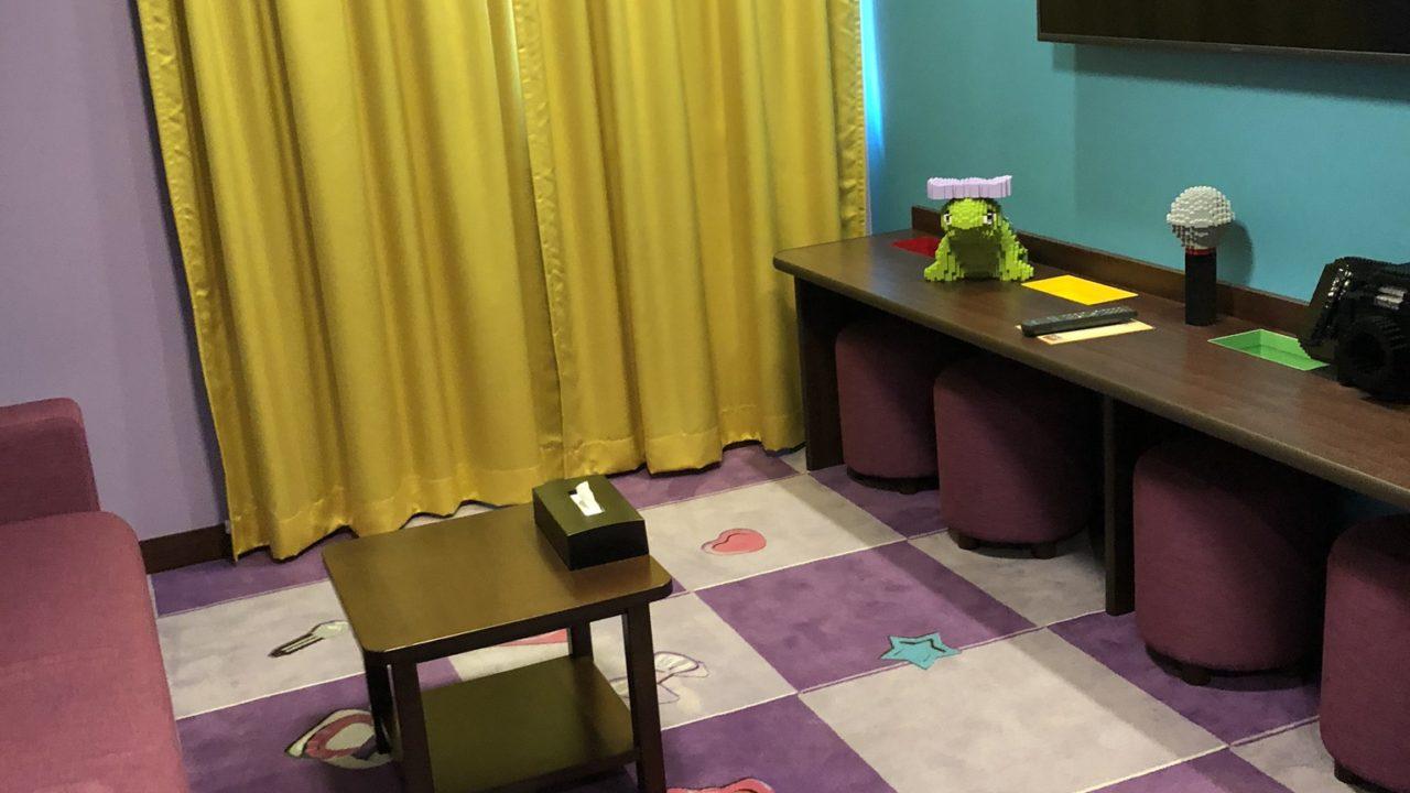 レゴランドホテルのスイートルーム