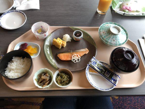 ホテルシーサイド江戸川の朝食