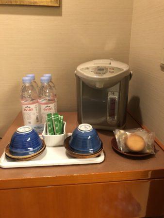 ホテルシーサイド江戸川の部屋用の飲み物