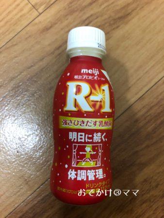 小さなペットボトルマラカスのちょうどいいR-1