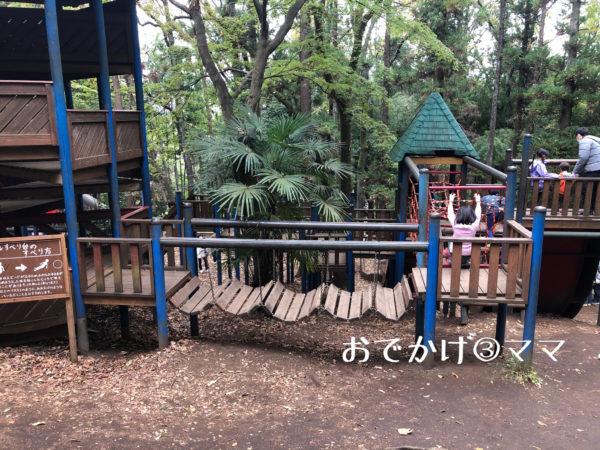 フィールドアスレチックつくし野のトムソーヤの森