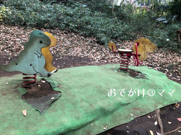 フィールドアスレチックつくし野の遊具