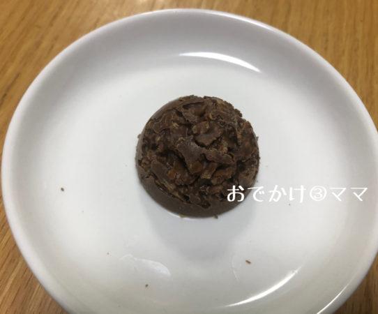 よみうりランドと上野風月堂のコラボチョコの中身