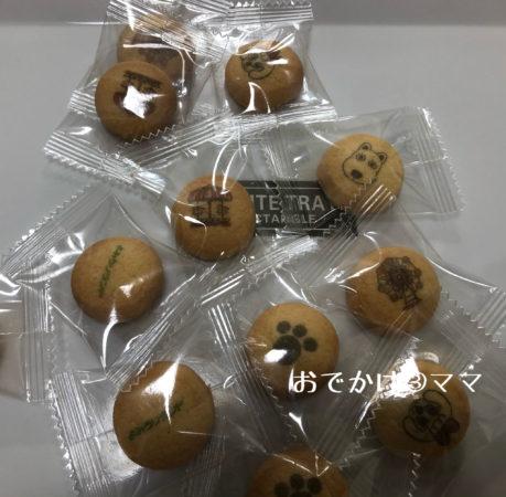 よみうりランドのオリジナルクッキー