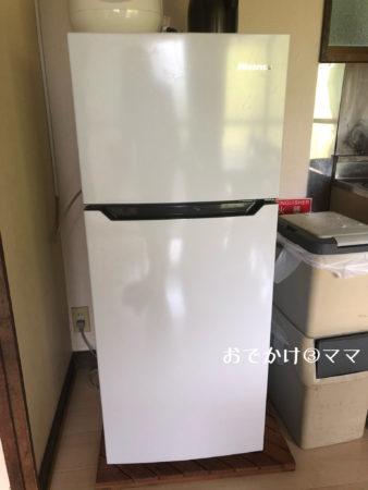 リッチランドのコテージの冷蔵庫