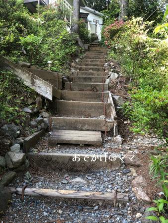 リッチランドの階段