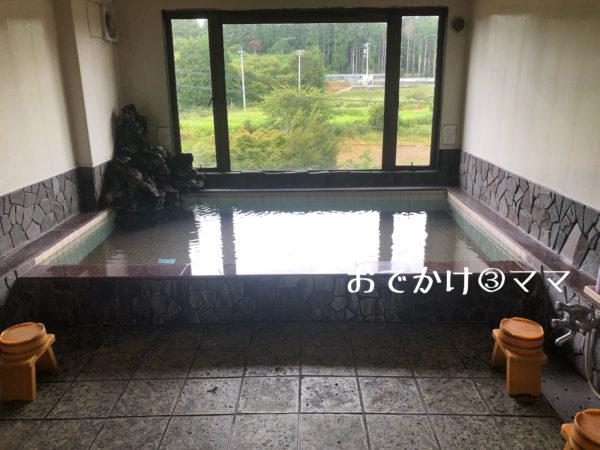 大野路ファミリーキャンプ場のお風呂